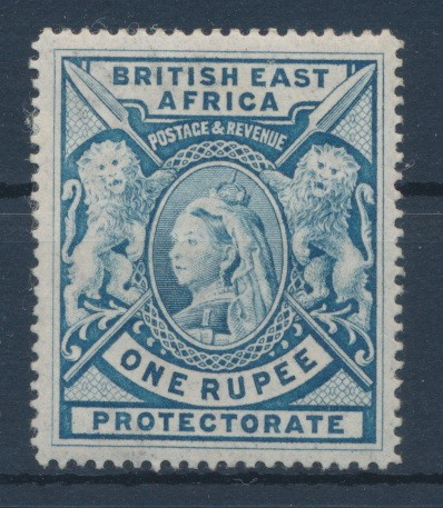 British East Africa 1897 SG 92a. *